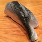 重寿司 - 小鰭