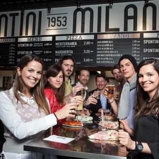 ファッションの街イタリアミラノで60年以上愛され続けるお店