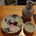 ひねもす - 石垣鯛、〆鯖の冷燻製