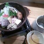 ためしてや - 料理写真:ちゃんこ鍋
