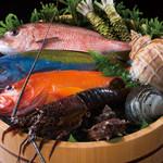 誠寿司 - 厳選素材を築地市場より毎日仕入れ