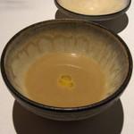 59219840 - ゴボウのスープ