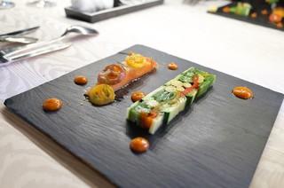 ヒカリヤ ニシ - 信州サーモン 地野菜
