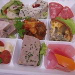 北海道イタリア料理 Terzina デリカテッセン - デリ・プレート