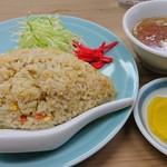 七面鳥 - 焼飯    ¥580
