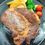 塊肉ステーキ&ワイン Gravy'sFactory - リブロース 230g