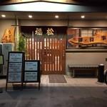 お食事処 福松 - 2016.11.19  店舗外観