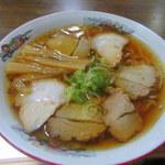 清水屋 - 料理写真:チャーシューメン