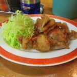 粋宏閣 - 豚バラ肉の唐揚