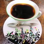 コーヒーロースト ビバーチェ  - ブラジル・ムンドノーボ・やや深煎り。四葉のクローバー!