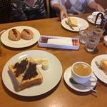 カフェ ド ヴォーノ - 料理写真: