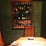 塊肉ステーキ&ワイン Gravy'sFactory - テーブル席多数ございます