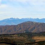 TOP's 360° - 車山山頂(1925m)。北アルプス方面(2016.10月)