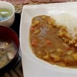 厨ボーです。くまヰ - 横濱カレー