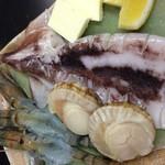 縁家 - 豪華な海鮮鉄板焼