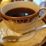 カフェ・ド・コウベ キュウキョリュウチジュウゴバンカン - コーヒー