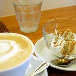 LUCAS cafe - 食後のドリンク付