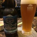 日本酒bar 粋。 - 横浜ビールイベントやってました