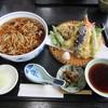 翠松庵 - 料理写真:天ぷらそば(大盛り)1800円