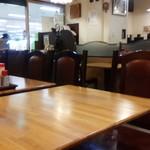 レストラン泉屋 - 店内②