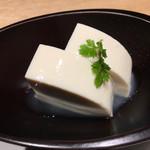 くずし割烹 天ぷら竹の庵 - 岩手濃厚豆乳の手作りよせ豆富