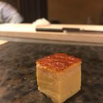 天鮨 - 卵焼き