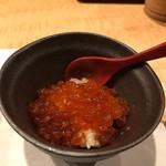 天鮨 - いくらの小丼