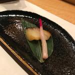 天鮨 - 銀ダラ西京焼き