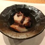 天鮨 - たこ柔らか煮