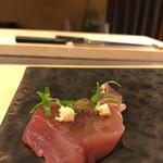 天鮨 - 鰹刺身
