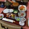信貴山観光ホテル - 料理写真:あわびとカニ&牛すき焼きコース