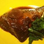 豊受オーガニクスレストラン - サバ煮つけ