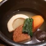 豊受オーガニクスレストラン - 煮物