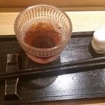 豊受オーガニクスレストラン - 三年物のほうじ茶