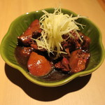 二◯加屋長介 - 鶏肝煮1