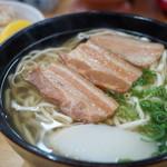 玉家 - 三枚肉 (大) (¥600)、ジューシー (¥150)