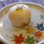 御菓子司 中村軒 - 織部薯蕷