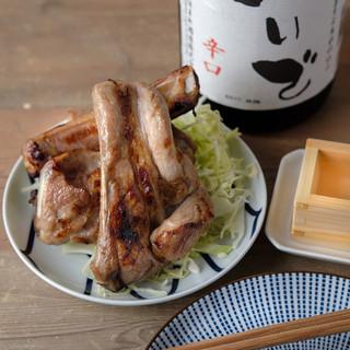 日本酒がすすむ!麹焼き