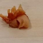 鮨 米倉 - 赤貝