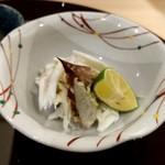 鮨 米倉 - 渡りガニ