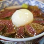 いまきん食堂 - 1680円『あか牛丼』2016年11月吉日