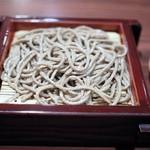 向島七福すずめの御宿 - 料理写真:田舎蕎麦