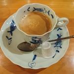 喫茶くぼた - エスプレッソ