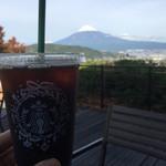 スターバックス・コーヒー - 富士山に乾杯(⌒▽⌒)