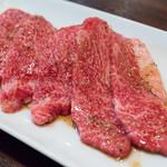 肉のすずき - 2016.11 カルビ(950円)