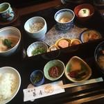 59248505 - 自慢の朝食。手の込んだ小鉢料理から、静岡おでんまで。非常に贅沢な内容です(●・ω・)/