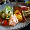 ホテルピースアイランド竹富島 - 料理写真:朝食のメイン