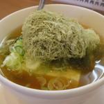 かきつばた - 湯豆腐