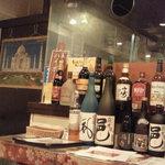 ラフィー インディアンレストラン - 案外酒類が豊富