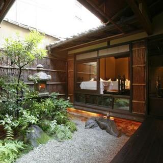 元お茶屋を改装した京町家